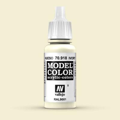 Model Color 005 Elfenbein (Ivory) (918)