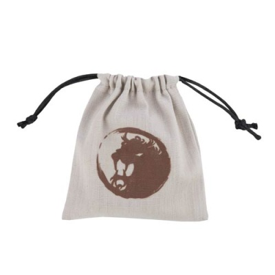 Legend of the 5 Rings Dice Bag: Lion Clan