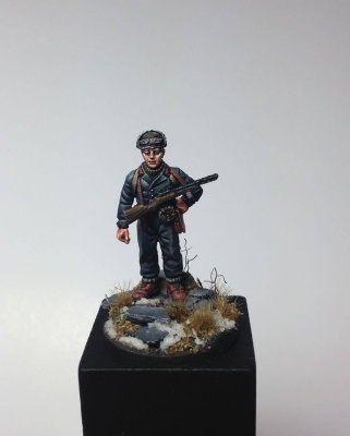 Russian Mountaineers Leutnant