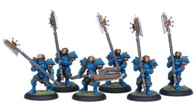 Cygnar Stormguard Unit Box