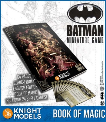 The Book of Magic (Batman)