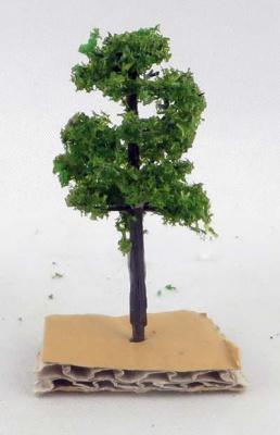 Modellbäume 5cm, 1/250 (40)