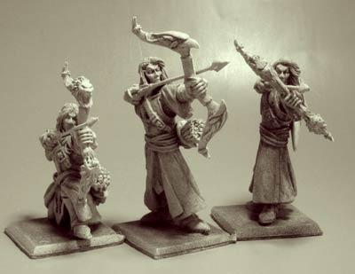 Elfen Veteranen Bogenschützen Mix I