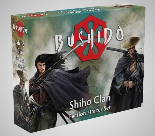 Shiho Clan - Faction Starter Set (5)
