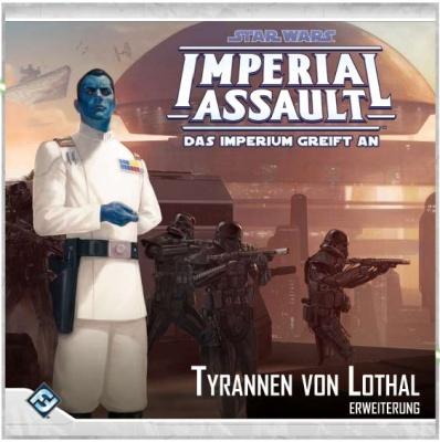 SW: Imperial Assault Tyrannen von Lothal