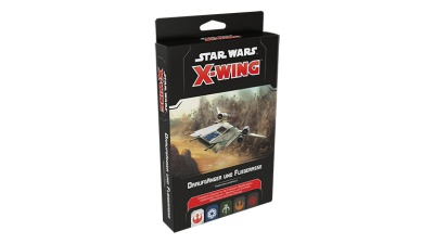 SW: X-Wing 2. Edition-Draufgänger und Fliegerasse
