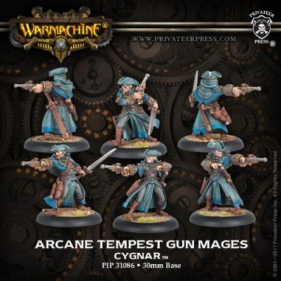 Arcane Tempest Gun Mages Box 2011 (6)