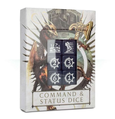 AOS: Command & Status Dice