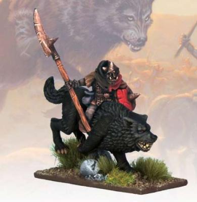 Goblin Wolf Rider Champion 2
