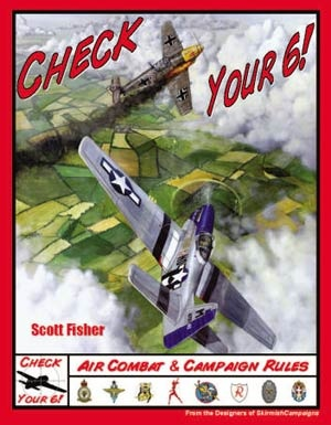 Check Your 6 (WW2 Air Combat)