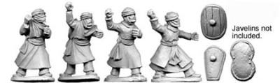 Berber Javelinmen (4)