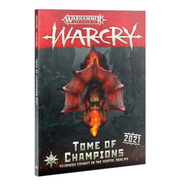 Warcry: Tomb of Champions 2019 ENGLISCH