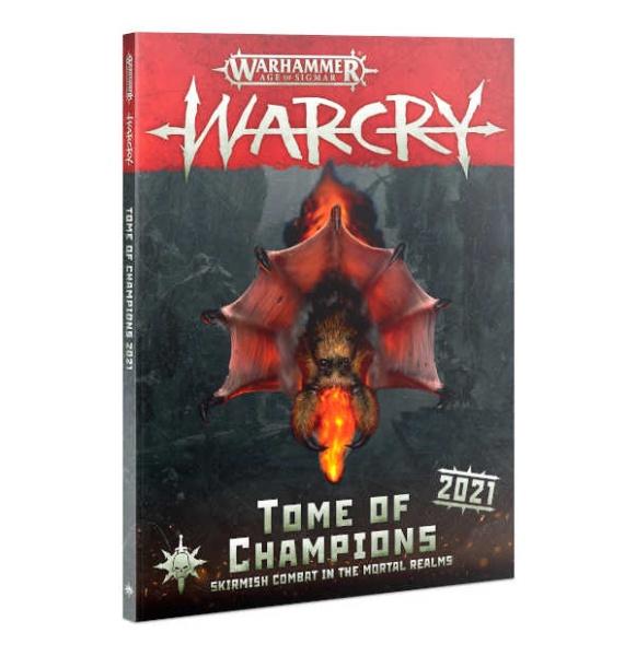 Warcry: Buch der Champions 2020
