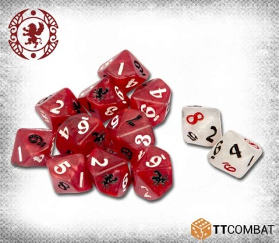 The Guild Dice (12)