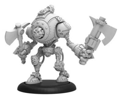 Scallywag - Mercenary Privateer Light Warjack