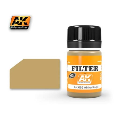 Afrika Korps Filter