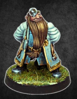 Dwarf Doctor