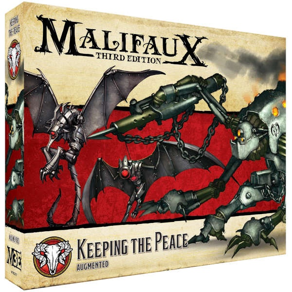 Malifaux (M3E): Keeping the Peace