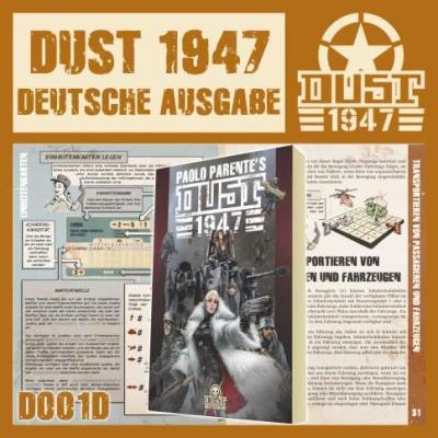 DUST 1947 Regelbuch -dt-