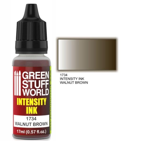 Intensity Ink WALNUT BROWN