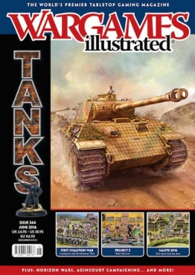 Wargames Illustrated Nr 344