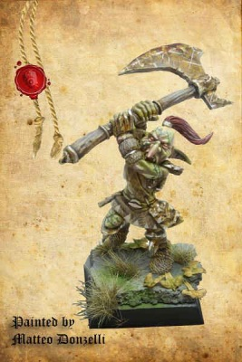 Goblin Hero_A (with 2-handed weapon)