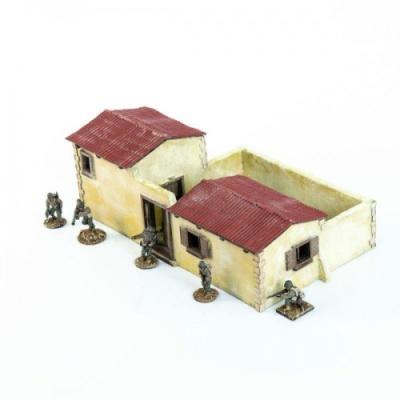 Small Farm Building