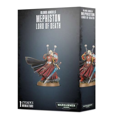 Blood Angels Mephiston, Lord of Death