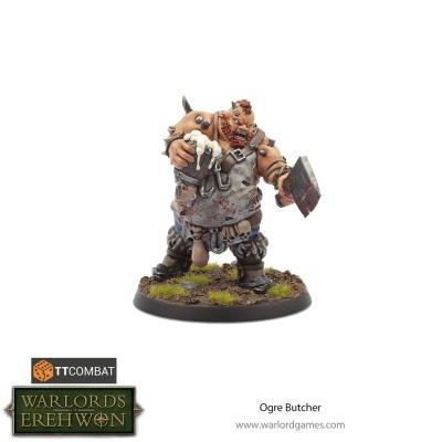 Troll Trader Ogre Butcher