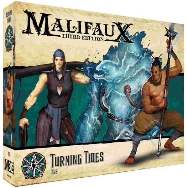 Malifaux (M3E): Turning Tides