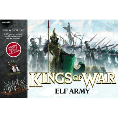 Elf Army Set