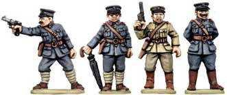 Chinese Officers