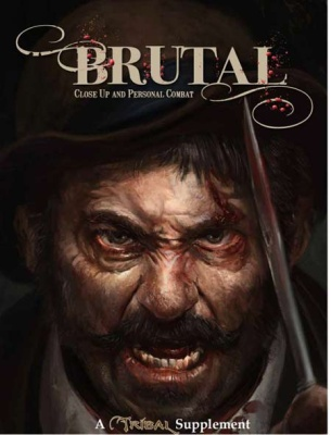 Brutal - Tribal Supplement