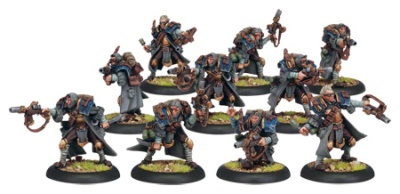 Trencher Commandos (10 models)