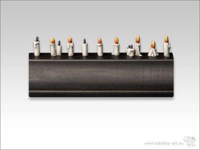 Kerzen Set