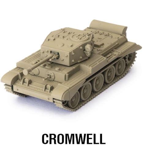 World of Tanks Expansion - British (Cromwell)