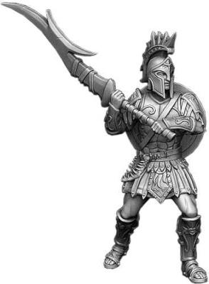 Nikandros, Kynigos of Ilios