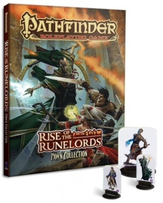 Pathfinder Pawns: Rise of the Runelords