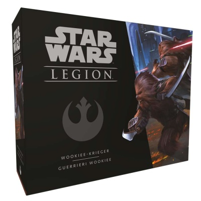 Star Wars: Legion - Wookiee-Krieger