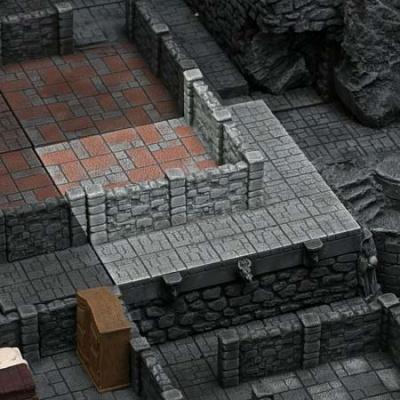 Dunkelstadt - Dungeon Element Typ 6