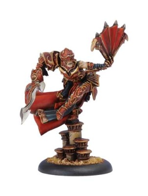 Skorne Epic Warlock Lord Assassin Morghoul