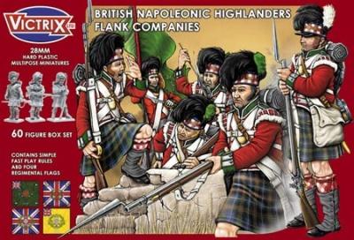 Napoleonic Highlander Flank Companies