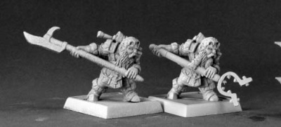 Dwarven Mancatchers