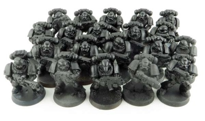 WH40K: Tactical Space Marines (20)