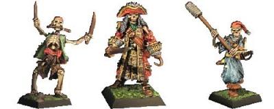 Skelett Piraten