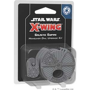 Star Wars: X-Wing 2.Ed. Empire Maneuver Dial Upgrade Kit