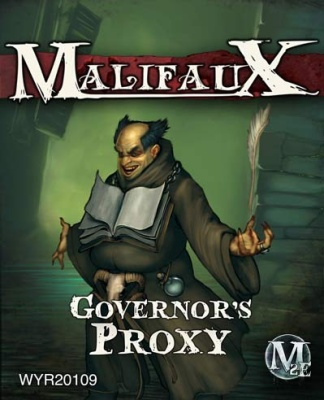 Governor's Proxy (1)