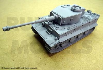 Tiger I Ausf E (1/56)
