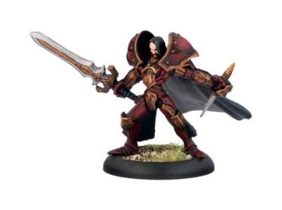 Khador Warcaster Vladimir, the Dark Prince