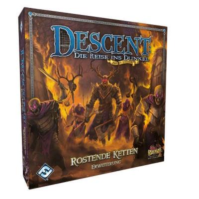 Descent 2. Edition: Rostende Ketten